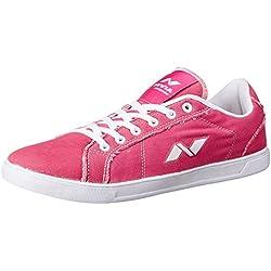 Nivia Men's Pink Sneakers - 7 UK/India (40 EU)(4968)