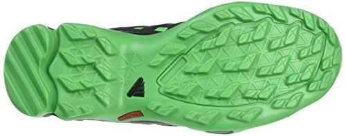 adidas Terrex Swift R, Scarpe da Escursionismo Uomo Nero (Negbass/Verene)
