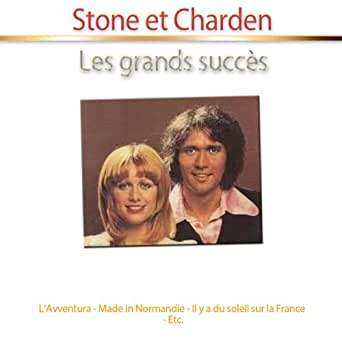 stone charden les grands succ s by stone et charden on. Black Bedroom Furniture Sets. Home Design Ideas