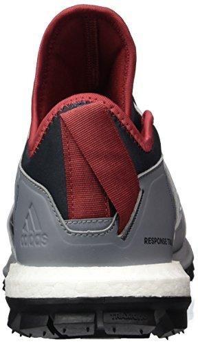 adidas Response Tr W, Scarpe da Trail Running Donna Grigio (Mid Grey/ftwr White/dark Grey)