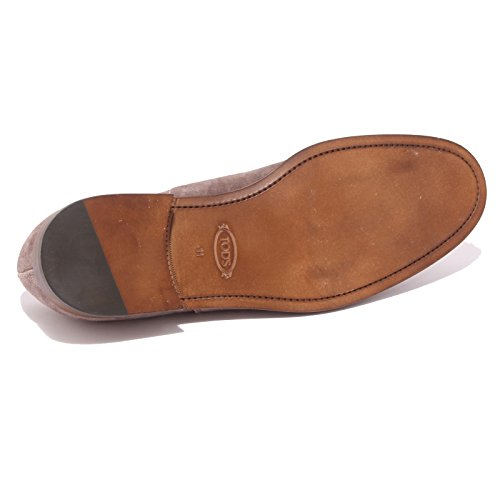 89948 francesina TOD'S CUOIO SY scarpa uomo shoes men Argilla