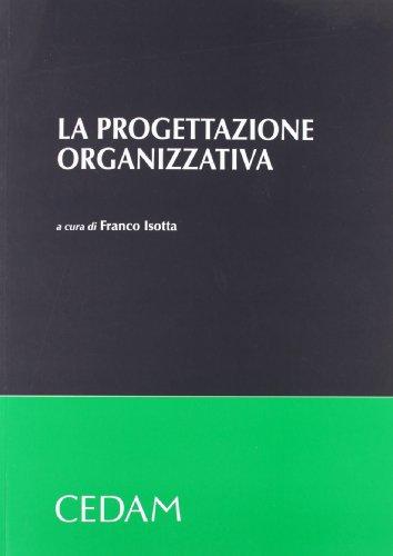 La progettazione organizzativa