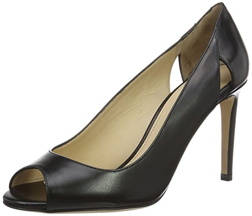 HUGO Damen Florence 10195625 01 Pumps Schwarz (Black 1)