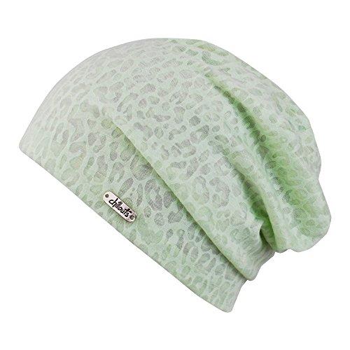 Preisvergleich Produktbild Chillouts Tunis Mütze Sommer Mütze One SIze für Damen & Herren in der Farbe Grün NEU!