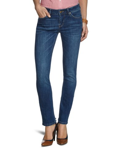 MUSTANG - 586-5220, Jeans da donna, Blu (Blau (strong bleach 535)), 42 IT (28/34)