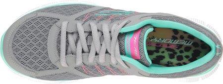 Skechers - Flex Appealepicenter, Scarpe da ginnastica Donna Grigio