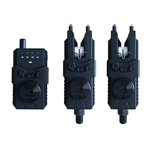Prologic Bissanzeiger - Set SMX Blue 2+1 Custom Black