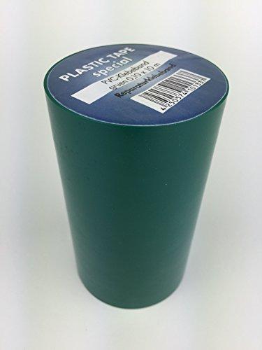 Reparaturklebeband für Teichfolie Folie jeder Art 10cm x 10m extrem hohe Klebekraft! (Grün)