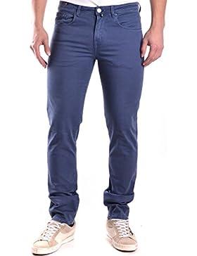 Pt05 Hombre MCBI247027O Azul Algodon Jeans
