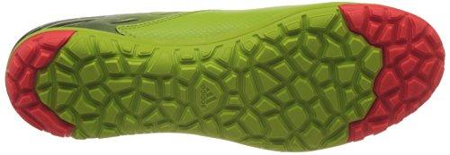 adidas Messi 15.3 TF, Chaussures de Foot Homme Vert / Rouge / Noir (Seliso / Rojsol / Negbas)
