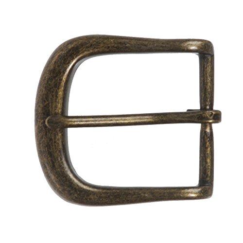 Beltiscool belt buckle, 40 mm brown Brass One size