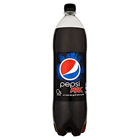 Pepsi Max 1 5L pack de 6