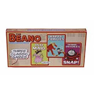 The Beano Vintage Card Games Collection