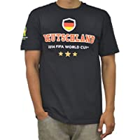 GB Sports - Men's T-Shirt - Germany Design for FIFA World Cup 2014