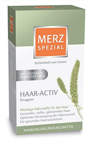 Merz Spezial Haar-Activ Dragees, 132 Stück