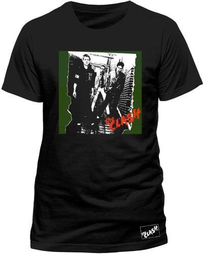 Livenation Herren T-Shirts Schwarz (Black)