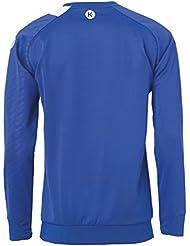 Kempa Peak de entrenamiento Jersey para niños (azul/blanco) azul real, color  - azul, blanco, tamaño 164