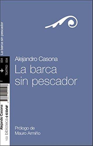 Barca Sin Pescador,La (Nueva Biblioteca Edaf) por Alejandro Casona