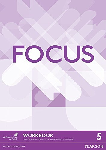 Focus BrE 5 Workbook