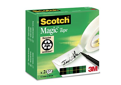 scotch-m8101266-klebeband-magic-810-zellulose-acetat-matt-unsichtbar-12-mm-x-66-m-2-rollen