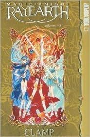 Magic Knight Rayearth, 1-3 by (2007-06-12)