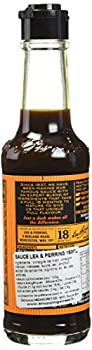 Lea & Perrins Worcestershire Sauce (150ml) 5