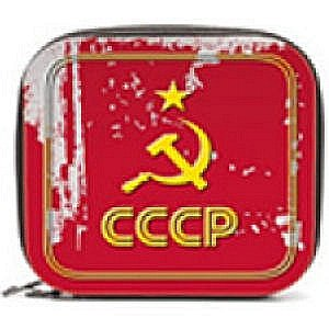 Preisvergleich Produktbild NEW! 24 Capacity CCCP CD / DVD Wallet
