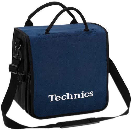 Technics BackBag Tasche Navy/Weiß (Navy Und Weiß-platten)