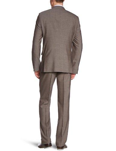ESPRIT - Veste de Costume Homme - 993EO2G900 Marron (219 Major Brown)