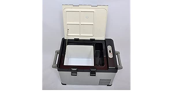 Auto Kühlschrank Solar : Gowe mini auto kühlschrank dc 12 v 24 v mit marine kühlschrank
