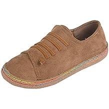 bebbc9979bc9b POLP Botas Calzado Casual Mujer otoño Antideslizante Talon Zapatos señora  Invierno Botas de Vestir Botines de