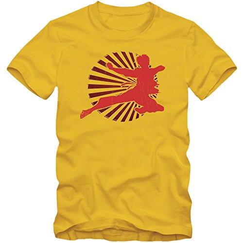 martial-arts-t-shirt-herren-karate-judo-kung-fu-teakwon-do-eastern-sportshirt-farbegelb-lemongelbgro