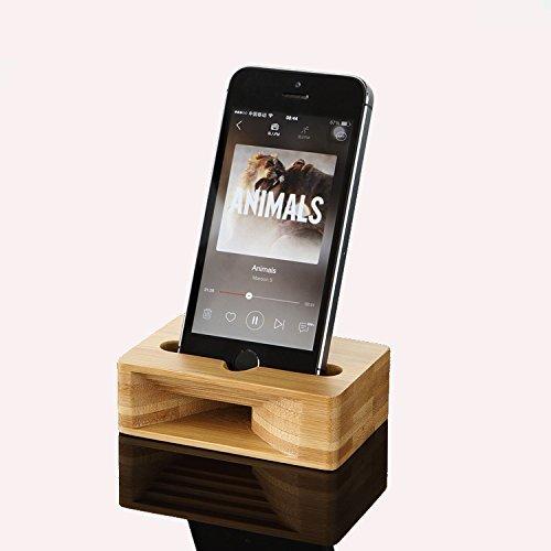 vivisky-phone-stand-acoustic-bamboo-trumpet-holder-amplifier-loudspeaker-for-iphone-all-smartphones