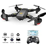 Hotbird Mini Foldable Selfie Drone With Camera 2MP 120° Wide Angle HD Camera
