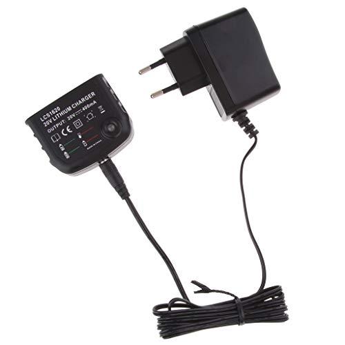 Homyl Ladegerät für Black & Decker 20V Lithium-Ionen-Akkus LBXR20 (LBXR20OP) LB20 (LBX20) LBX4020 (LB2X4020) LBXR2020OP (LB2X3020OP) LBXR20BT (Black 20v Decker Und Power Tools)