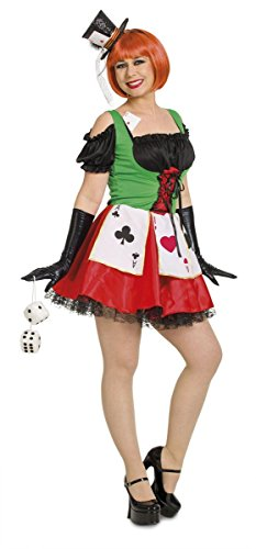 Kostüm Motto Party Casino - Folat 63330 Costume, L-XL