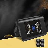 Ocamo Sistema de supervisión de la presión del neumático del Coche de TPMS, Pantalla LCD