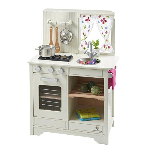 Preisvergleich Produktbild MUSTERKIND® Kinderküche Lavandula creme OneSize