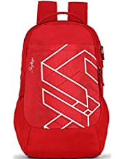 Skybags Tekie 05 30 Ltrs Red Laptop Backpack (TEKIE 05)
