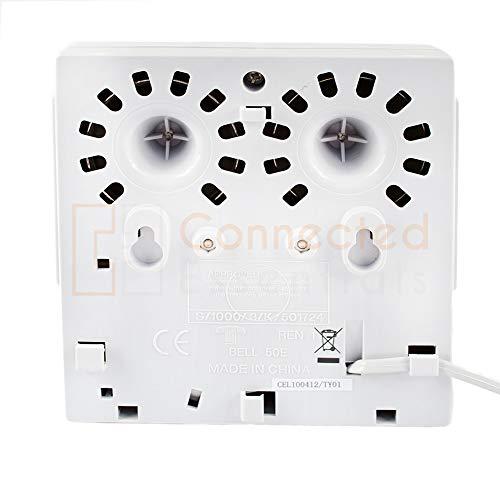 Zoom IMG-2 connected essentials campanello da interni