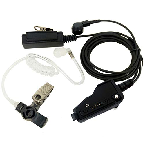 Gankmachine Sostituzione Radio Acoustic aria per Kenwood TK-2140 TK-2180 TK-280 TK385 TK-380 TK-3140 TK-290 TK-3180 Walkie Talkie