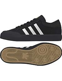 newest 518f6 e0b6a Adidas Matchcourt, Scarpe da Skateboard Uomo, Nero (CblackFtwwhtGum4  Cblack