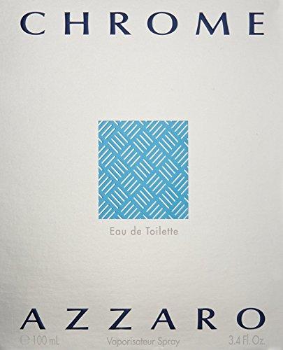 Azzaro Chrome Eau de Toilette - 100 ml (precio: 52,77€)