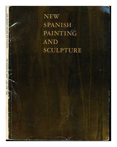 NEW SPANISH PAINTING AND SCULPTURE.