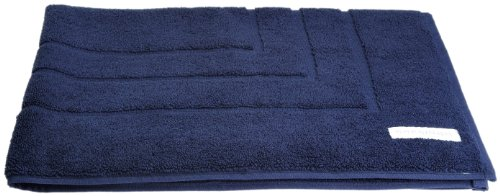 Egyptian Luxury Towel, Alfombra De Baño, 60X90Cms, British Navy