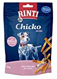 Rinti Chicko Mini Häppchen mit Lachs, 2er Pack (2 x 90 g)