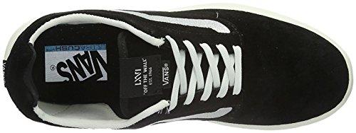 Vans Herren Iso 1.5 Sneaker Schwarz/Weiß