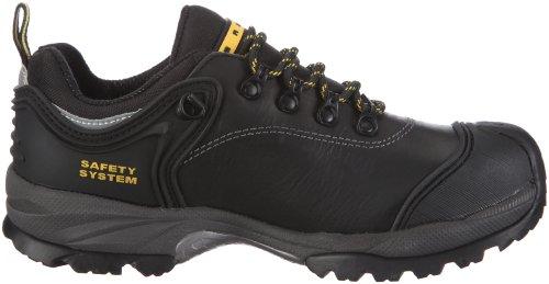 BAAK All-Stars Dynymics 6383, Chaussures de sécurité mixte adulte Noir (Noir-TR-F4-16)