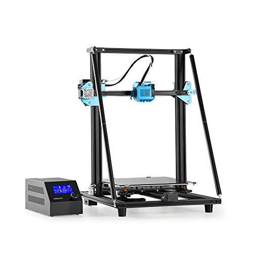 Desconocido Generic Creality 3D CR-10 V2 3D Printer DIY Kit 300 * 300 * 400mm Print Size with TMC2208 Ultra-Mute Driver/Power Resume/Auto Leveling/All-Metal Extruding Unit