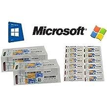 Microsoft Windows 8.1 Pro 64 bit Versione completa, Edizione DVD OEM (Original Equipment Manufacturer) DVD-ROM Windows 8.1 professional